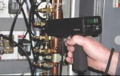 ultrahangos szivárgásdetektálás